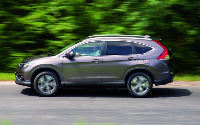 Honda CR-V 1.6 i-DTEC first drive review