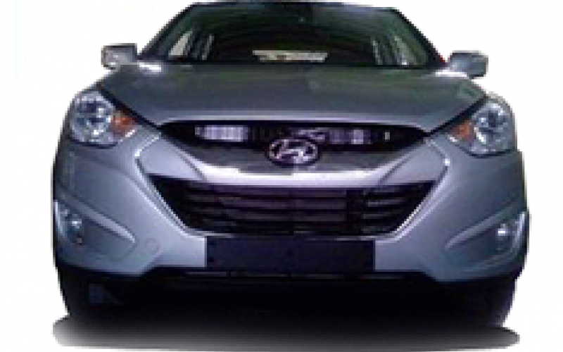 Update: Hyundai ix35 leaks out