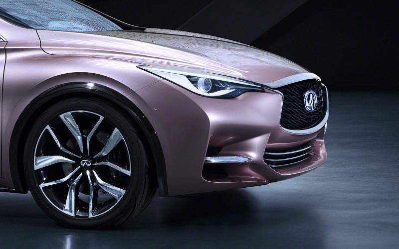 Frankfurt motor show: Infiniti Q30 concept