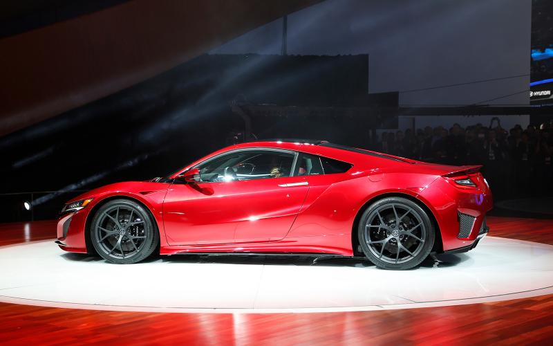 2015 honda nsx unveiled in detroit new pictures
