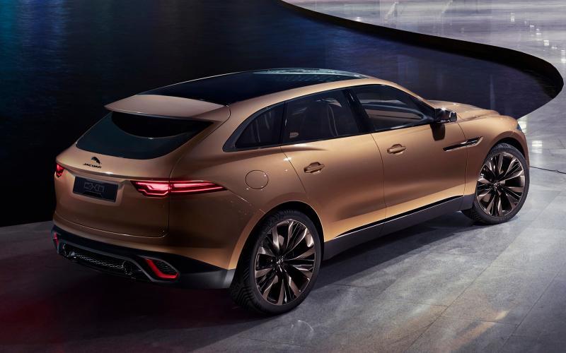 Jaguar F Pace Images 2017