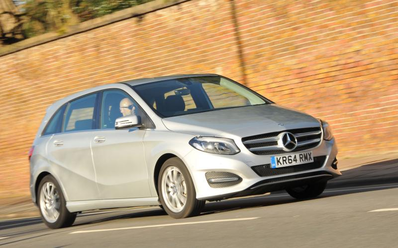 2015 mercedes b200 cdi sport uk review autocar. Black Bedroom Furniture Sets. Home Design Ideas
