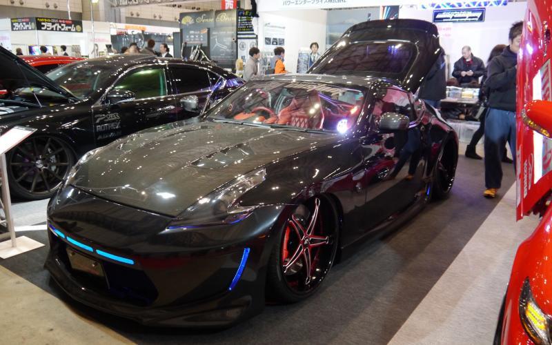 370 black devil for Auto knight motor club