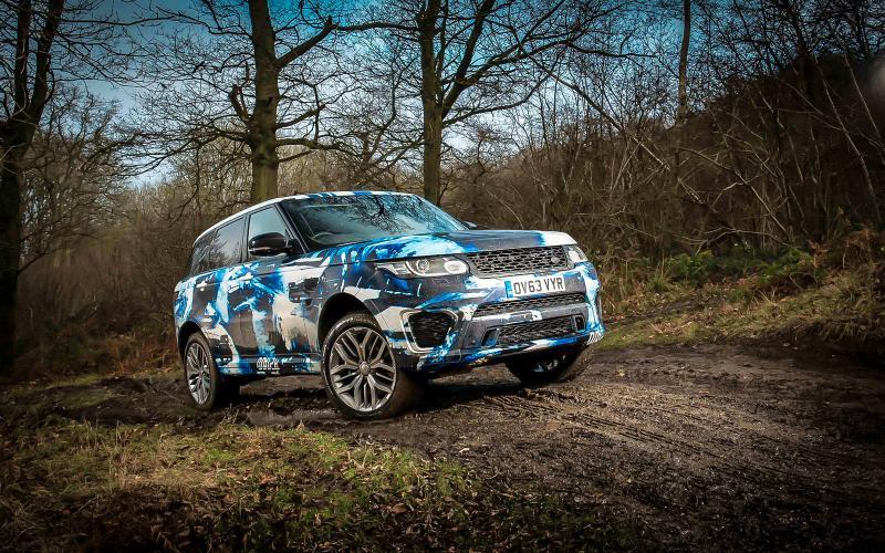 2015 Range Rover Sport SVR – new pictures and passenger ...