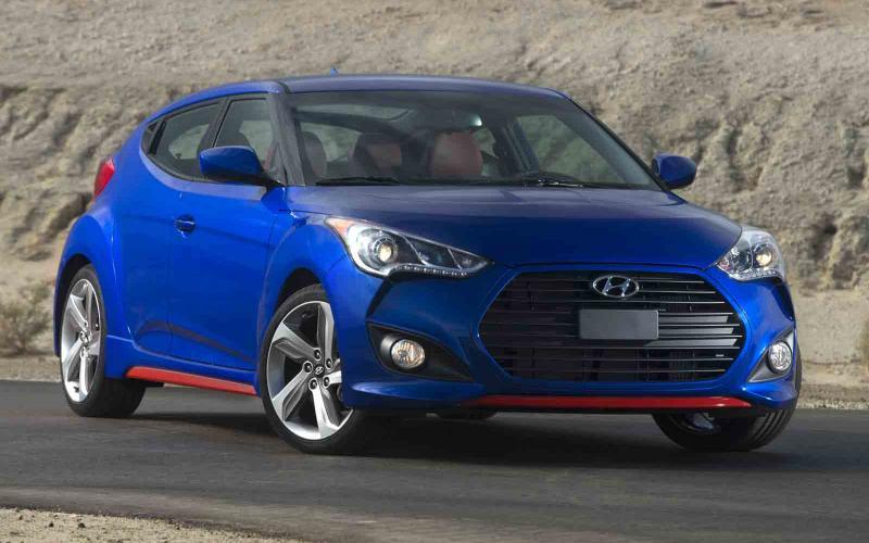 Hyundai Veloster Turbo R-Spec revealed