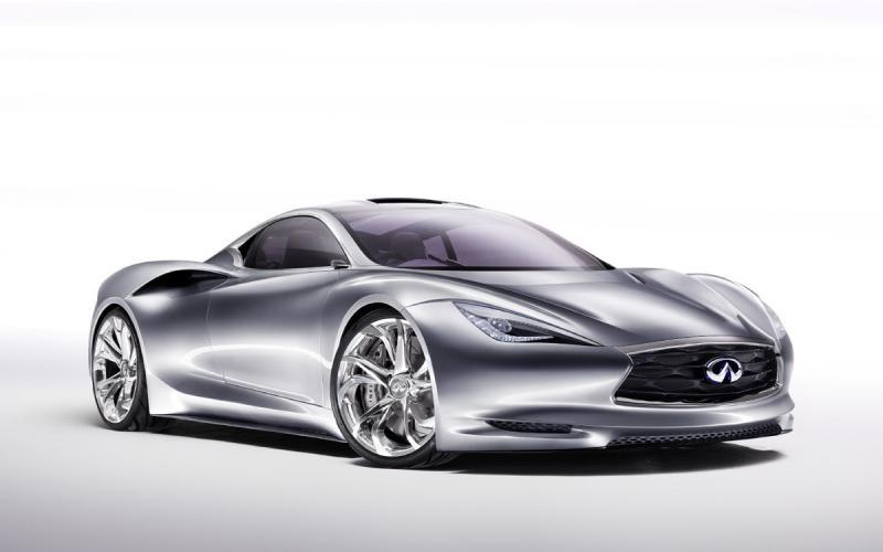 Frankfurt motor show 2013: Infiniti doesn't want SUV flagship