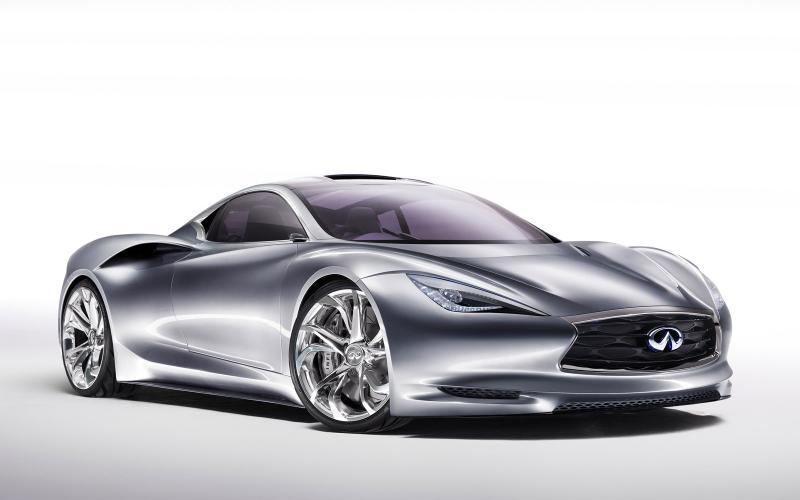 Infiniti sports car due within three years
