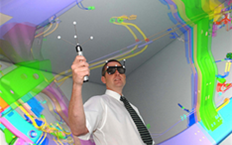 Virtual reality for Jaguar Land Rover