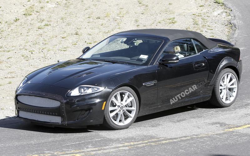 Jaguar XE - spy pics and details
