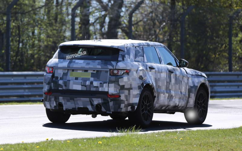 New Jaguar SUV to launch in 2016