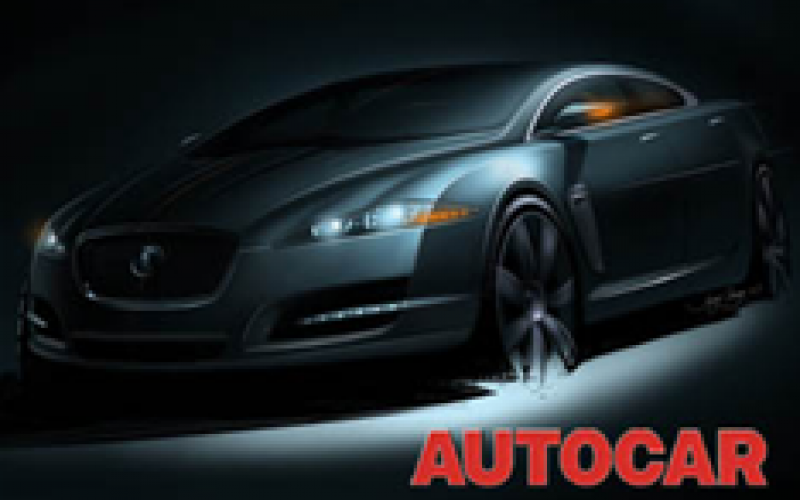Autocar uncovers Jag's next XJ