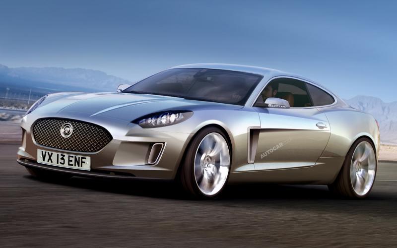 New Jaguar XK exclusive