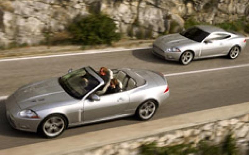 Jaguar plans diesel XK