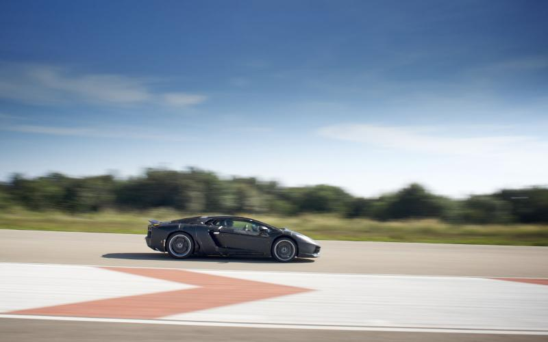 Driven: Lambo's new Murciélago