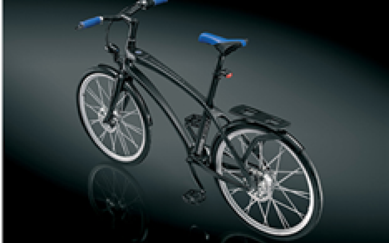 Lancia branches out into pedal power