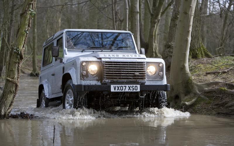 Land Rover assembly set for India