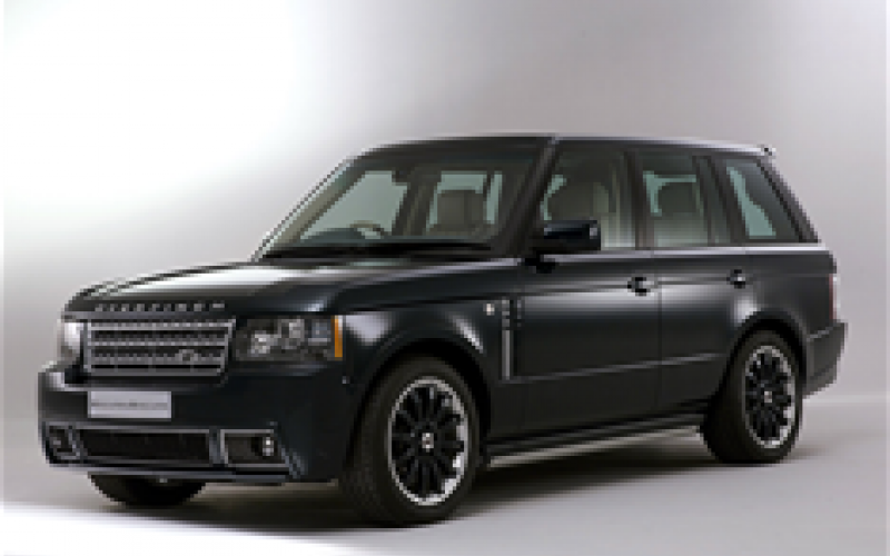 £140k Range Rover launched