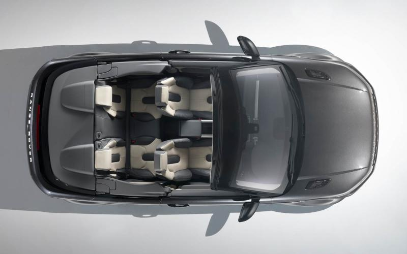 Geneva 2012: Evoque convertible