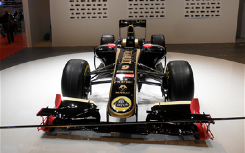 Group Lotus wins F1 name dispute