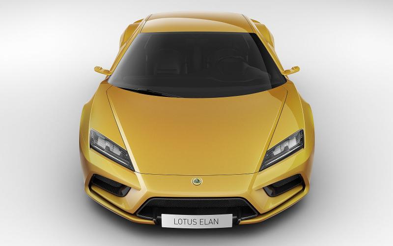 Lotus stuns Paris with six new models