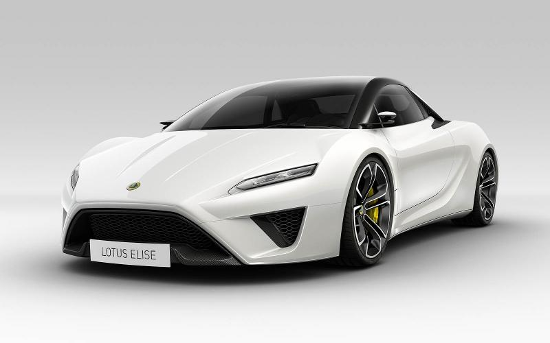 Lotus stuns Paris with six new models