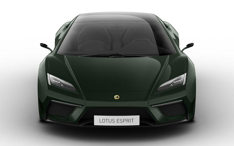 Esprit 'only Lotus in development'