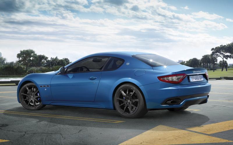 Geneva: Maserati GranTurismo Sport