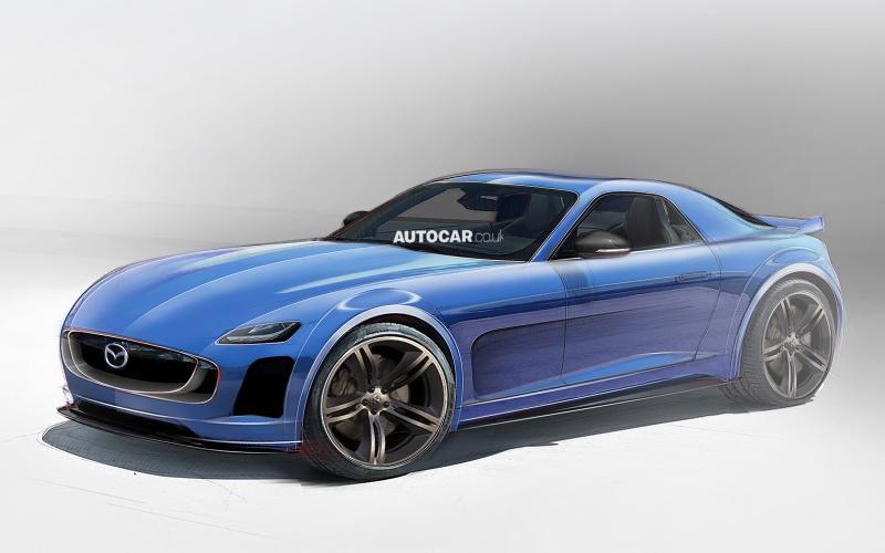 Mazda RX7 to return by 2016