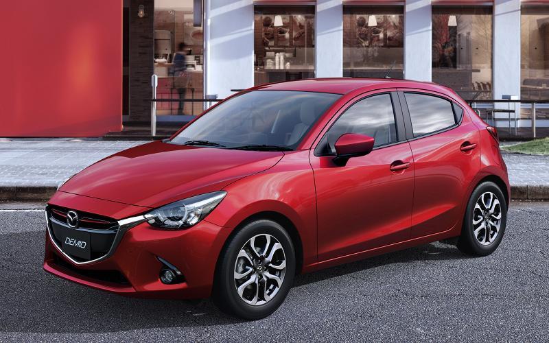 New Mazda 2 revealed ahead of Paris motor show debut