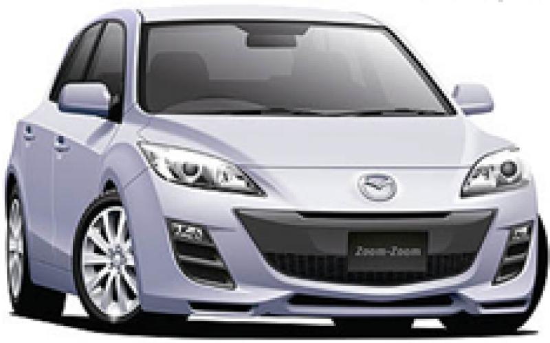 Next Mazda 3 preview