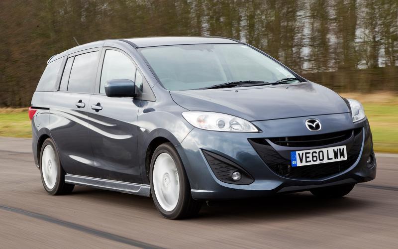 Mazda plots five new models by 2016