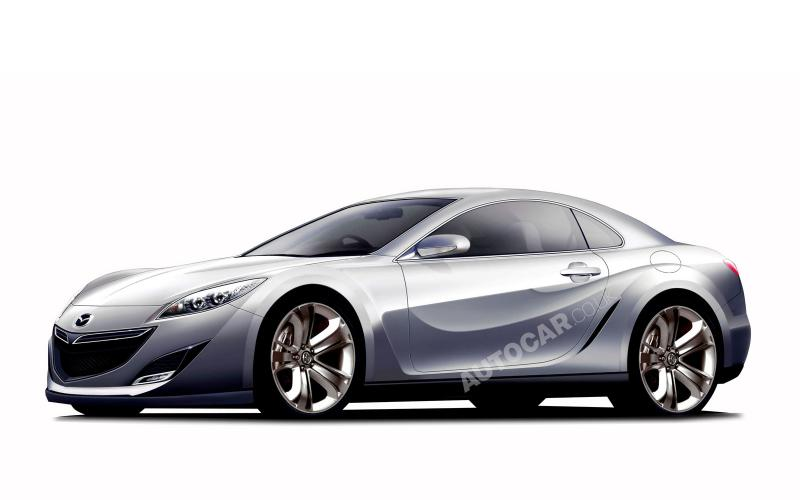 Mazda plans RX-9 sports coupe