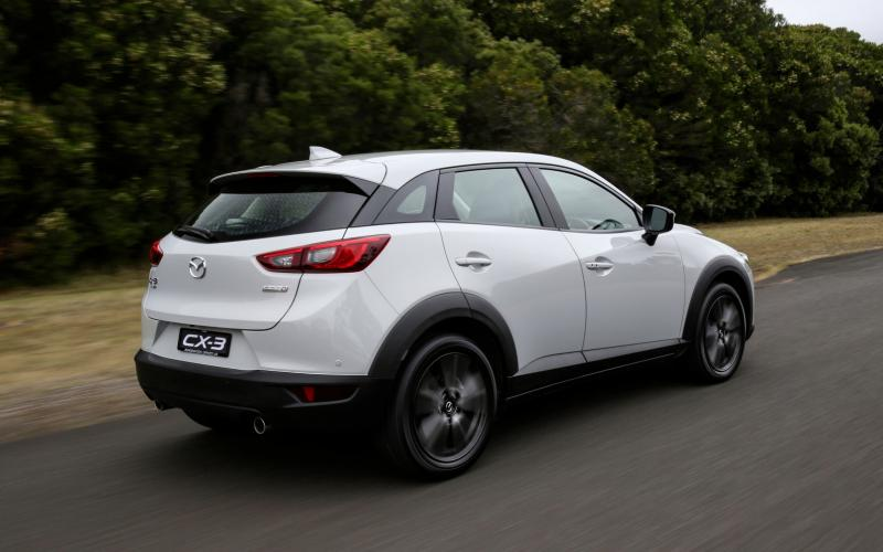 2015 mazda cx 3 review autocar. Black Bedroom Furniture Sets. Home Design Ideas