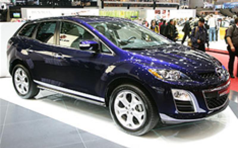 Mazda CX-7 gets diesel power