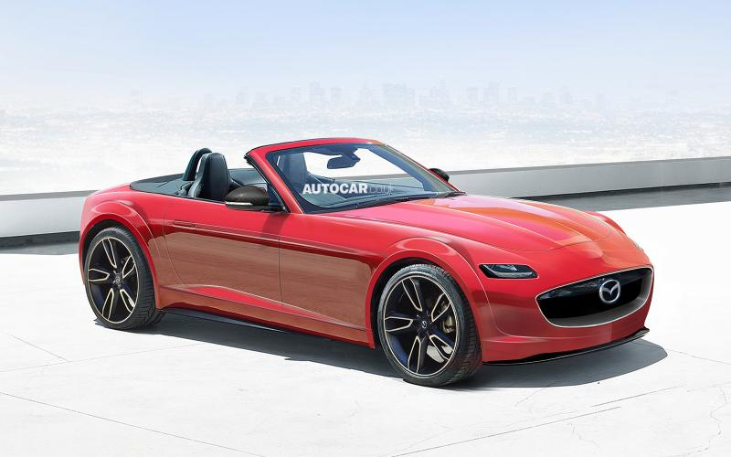 New Mazda MX-5 for 2015 launch