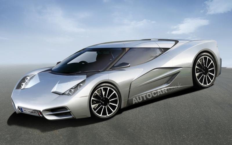 'Mega Mac' to eclipse Veyron