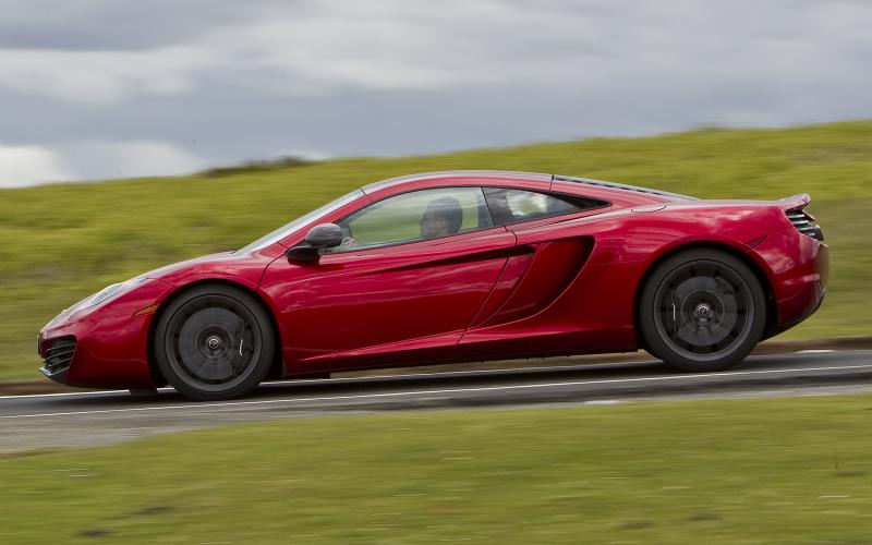 McLaren to tweak MP4-12C