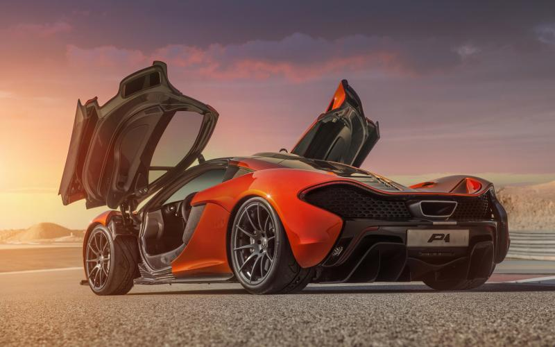 McLaren P1 sales exceed initial expectations