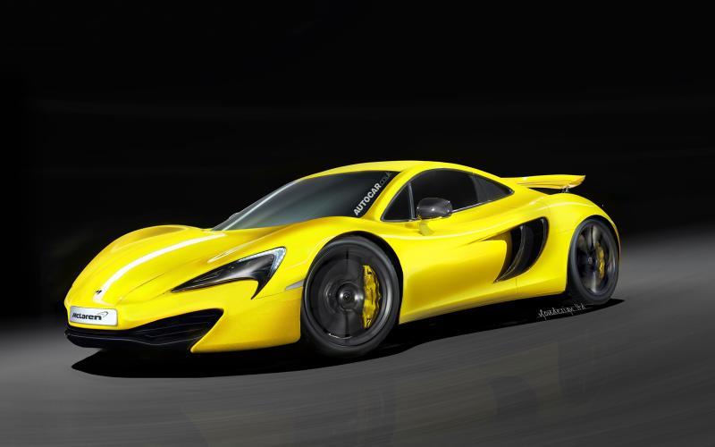 McLaren denies Honda involvement in new P13