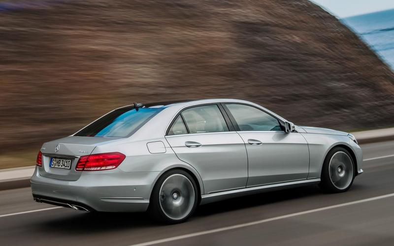 Mercedes-Benz introduces nine-speed auto option