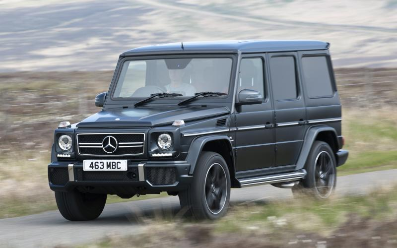 Mercedes benz g63 amg review autocar for Mercedes benz gl63 price