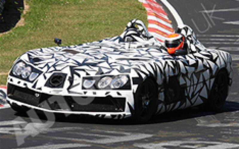 SLR speedster: more pics