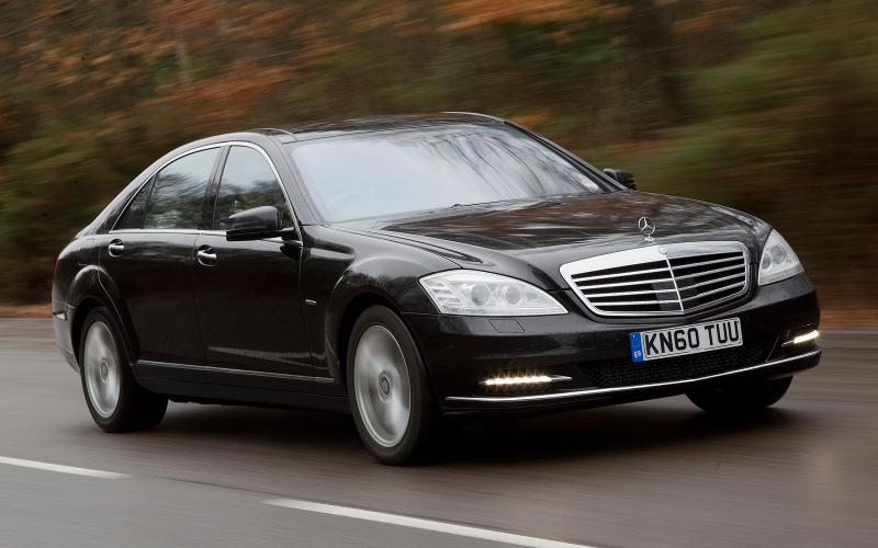Mercedes benz s class 2006 2013 review autocar for 2006 mercedes benz s350 review