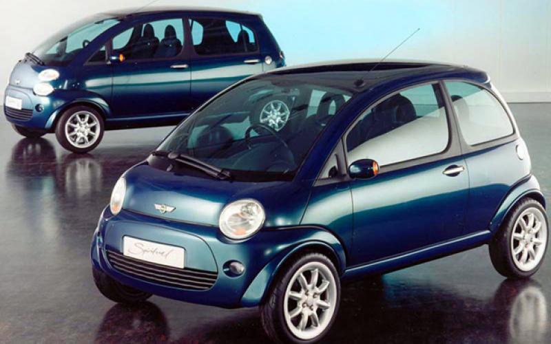 Mini starts city car project