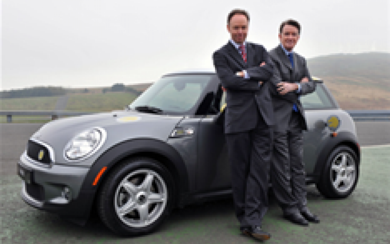 UK's electric car 'revolution'