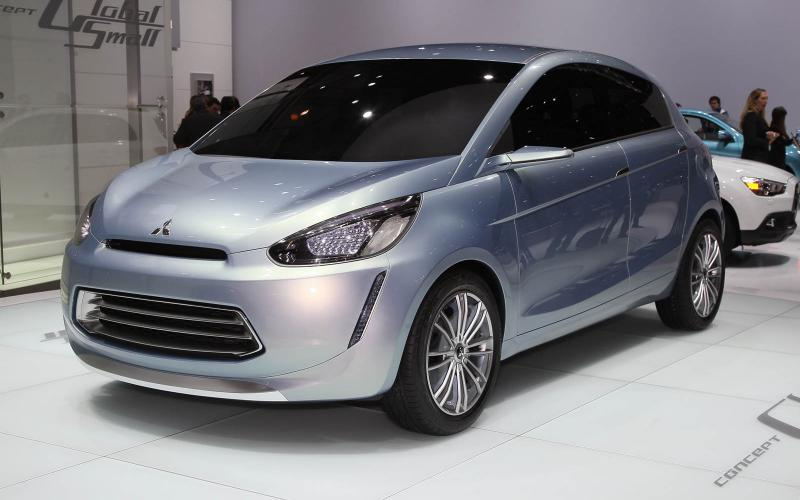 Colt axed for global car