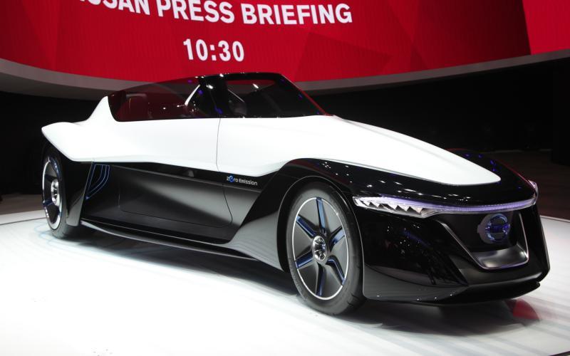 Nissan BladeGlider will become handling benchmark