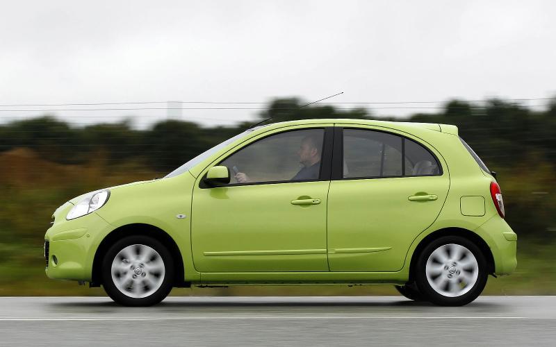 Nissan plans Micra saloon, MPV