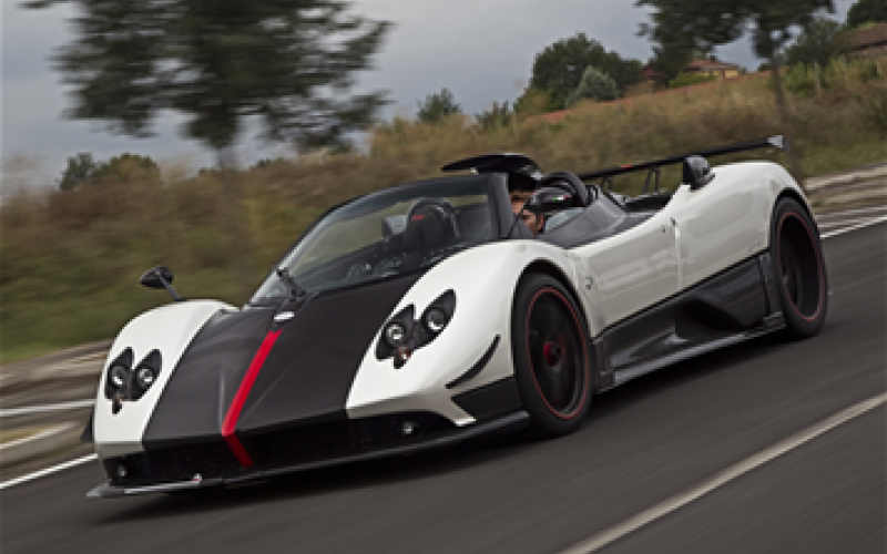 Pagani C9 homologated for US