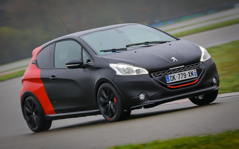 2014 peugeot 208 gti 30th anniversary review autocar. Black Bedroom Furniture Sets. Home Design Ideas